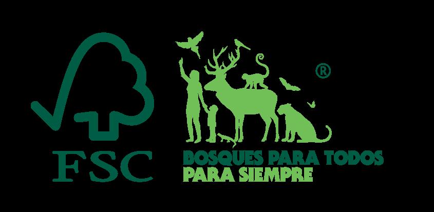 Selo oficial do FSC.