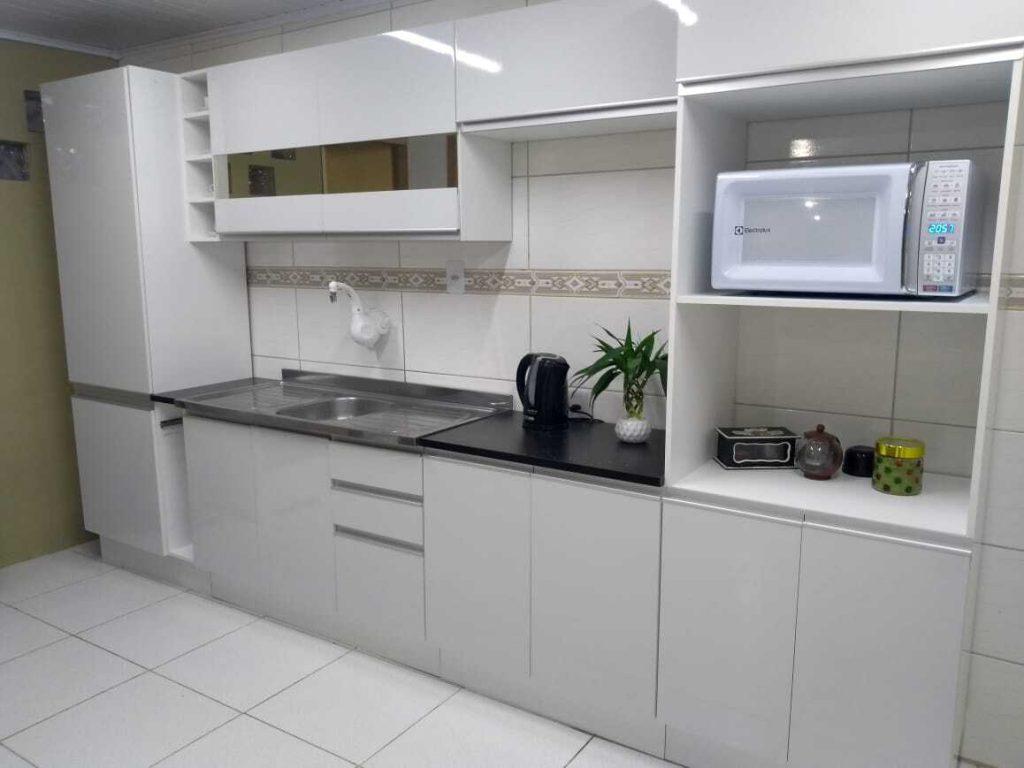 Cozinha de cliente Madesa.