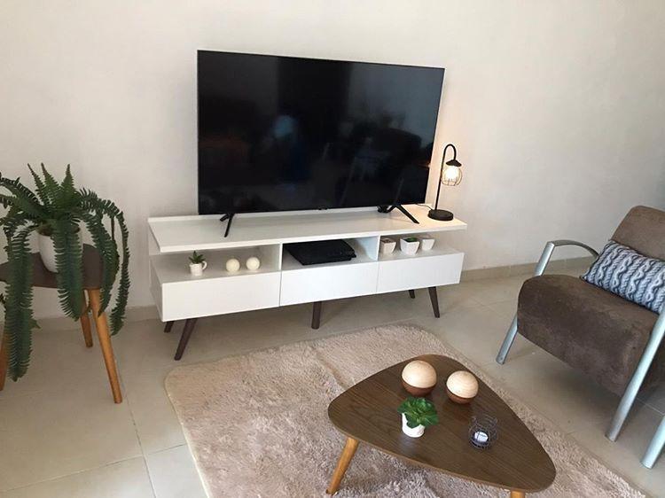 Sala de estar de cliente Madesa.